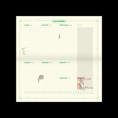 ESPECIAL DIA DE LA MADRE - Planner Pascualina + Agenda Originals 2019 - $14.990 - Agotado