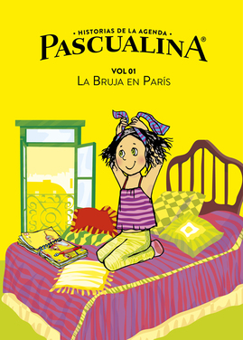 La Niña del Sombrero Brujo + Comic La Bruja en Paris - $15.990