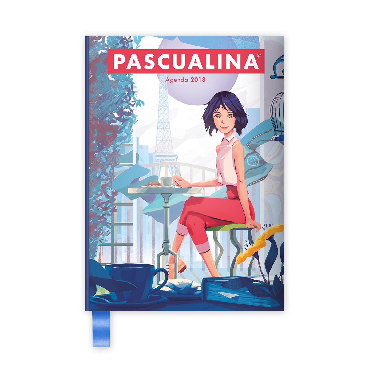 Agenda Pascualina Paris 2018