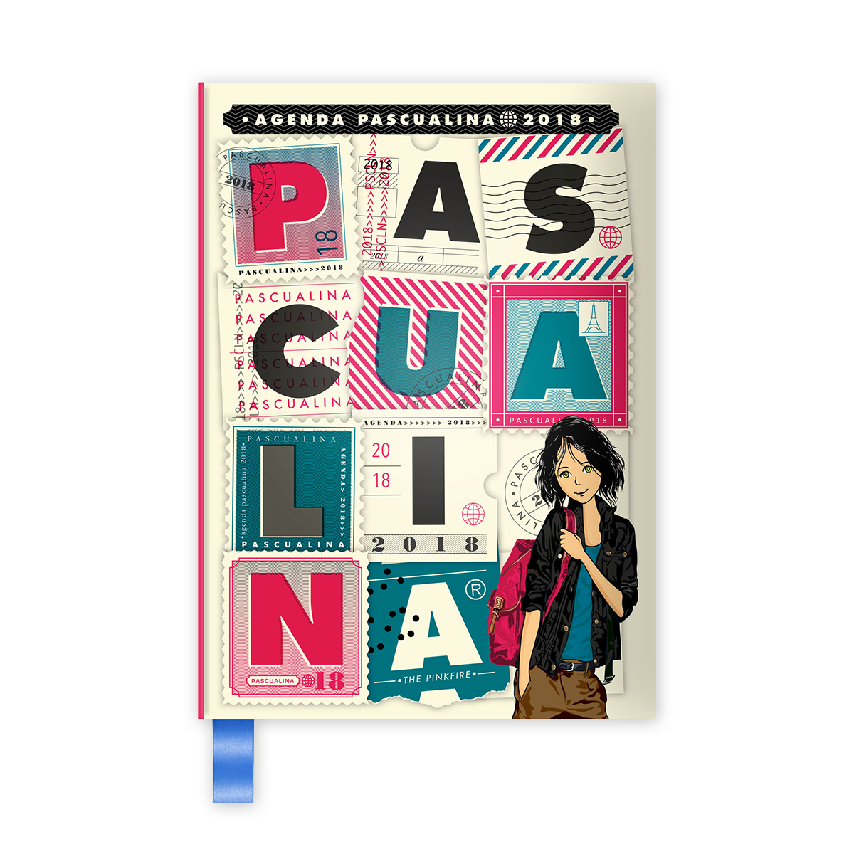 Agenda Pascualina Travel 2018