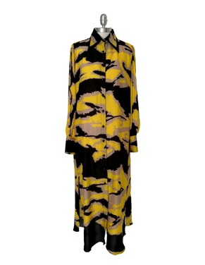 Maxi Dress AB | amarillo |