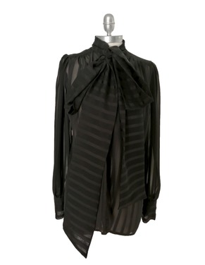 Blusa Moño | negro |