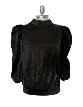 Blusa Hombros| negro |