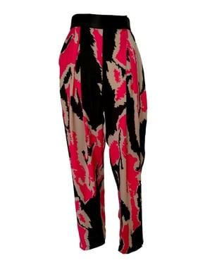 Pantalon Pretina | Abgs Magenta |