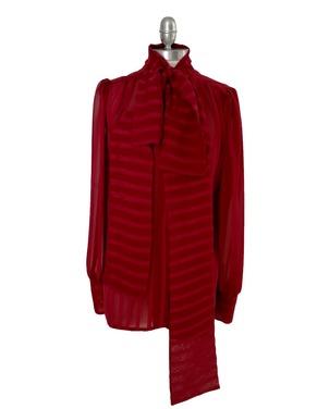 Blusa Moño | rojo |