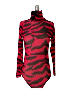 Body Beatle | sombra cebra rojo |