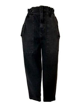Maxi Jeans | black |