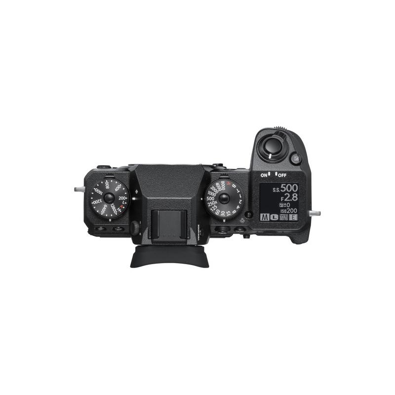 Camara Fuji X-H1 Grip Kit + 3 Baterias NP-W126S - Migo