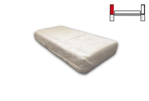 Colchón lateral espuma (cabecera o pies) 37x77x10 (entrega 2 a 3 semanas)