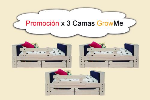 Promoción x 3 Camas (entrega en noviembre)