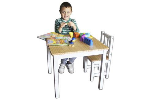 Mesa + 2 sillas