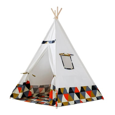 Carpa Tipi Down Triangles