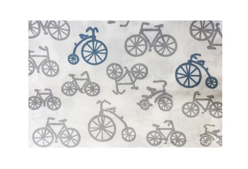 FUNDA DE PLUMÓN Bicicletas 2° Posición (120x180)