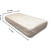 Colchón lateral (cabecera o pies) cama GrowMe