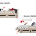 PROMOCIÓN CAMA BLANCO ALBAYALDE  + TEXTIL + PLUMÓN (entrega inmediata)