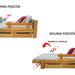 Promoción x 2 Camas + Textil + Plumón (entrega inmediata)