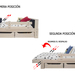 Cama Blanco Albayalde (entrega en 1 semana + el tiempo de despacho)