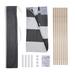 Carpa Tipi Grey Stripes