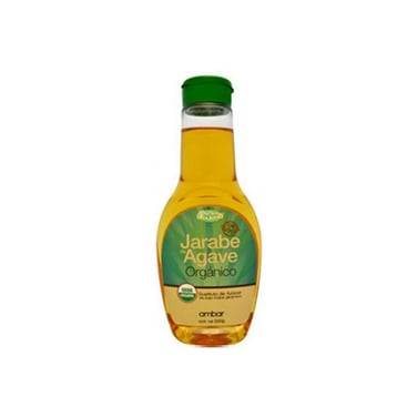 AGAVE SYRUP LIGHT ORGANIC 330GRS