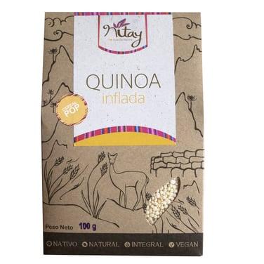 Quinoa Pop-100 grs