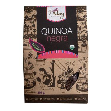Quinoa negra-500 grs