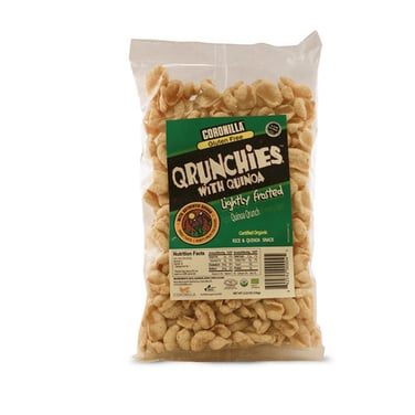 Qrunchies Light Frosted-Sin Gluten