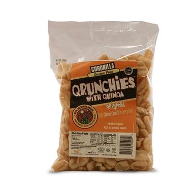Qrunchies Original-Sin Gluten