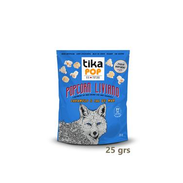 Pack 6 pop caramelo sal de mar