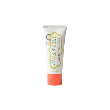 Gel dental natural orgánica -Jack N´Jill ( sabor frutilla)