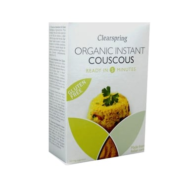 Instant cous cous gluten free organic 200g