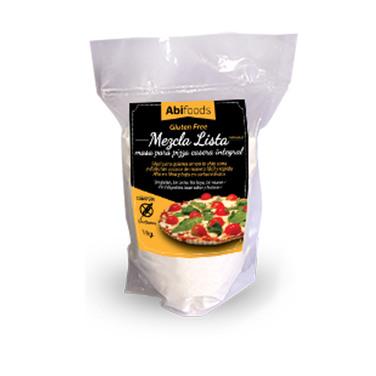 Mezcla para pizza-AbiFoods-SIN GLUTEN