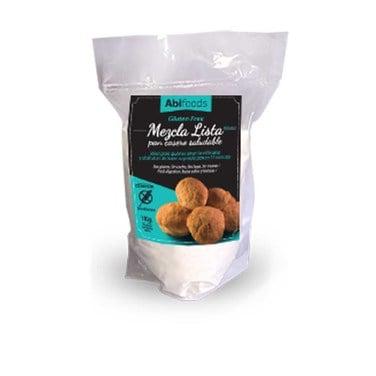 Mezcla Pan Casero-Abifoods-Sin Gluten