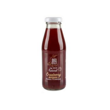 Jugo natural manzana  cranberry 250ml ruben aviles