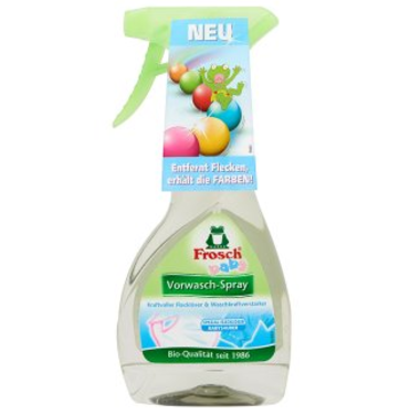 Frosch Baby Spotting Spray 300ml - Quita mancha