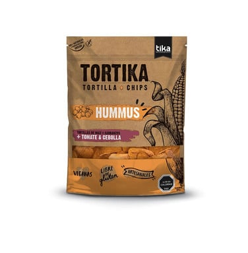 Tortikas Hummus -180 grs