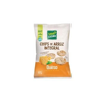 Galleta de arroz sabor a Queso -60 grs