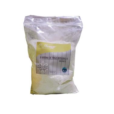Harina de trigo integral orgánico- 1 kilo