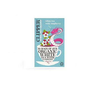 INFUSION - ORGANIC WHITE TEA 20 ENVELOPES