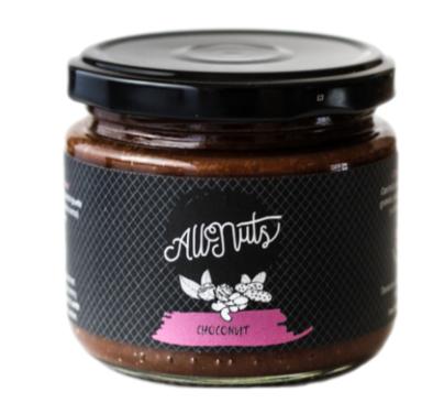 Choconut Choco Almond Cream 200 grs Allnuts