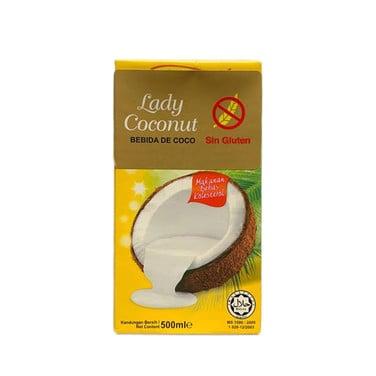 bebida de coco 500 ml-Lady