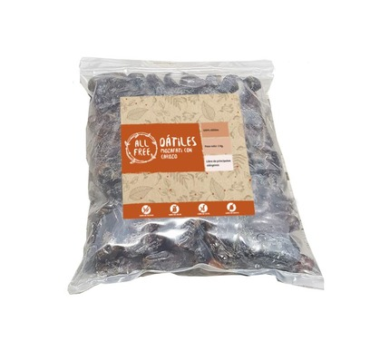 Dátiles con carozo - ALLFREE-1 kilo