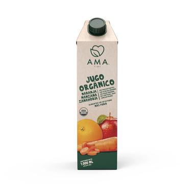 AMA Naranja Manzana Zanahoria 1000cc