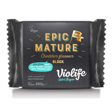 Queso cheddar epic mature- 200 grs