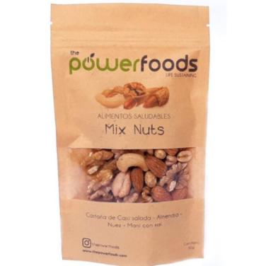 Mix nuts 250 grs
