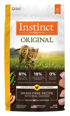 Instinct Felino Original Pollo 2.2 Kg