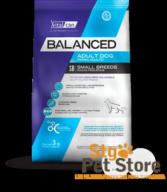 VitalCan Balance Perro Adulto Raza Pequeña 3 Kg