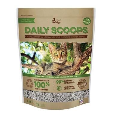 Arena Sanitaria de Papel Cat Love Daily Scoops