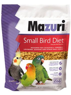 Mazuri Pequeñas Aves 1.1 Kg