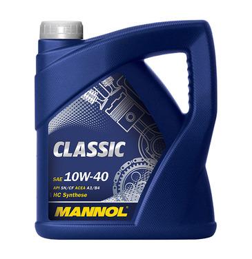 LUB MANNOL 10W40 SN/CF CLASSIC 4L