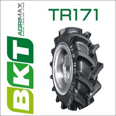 NEUMATICO AGRICOLA BKT 8.3-22  MOD. TR171 8PR AGRICOLA TRACCION TT
